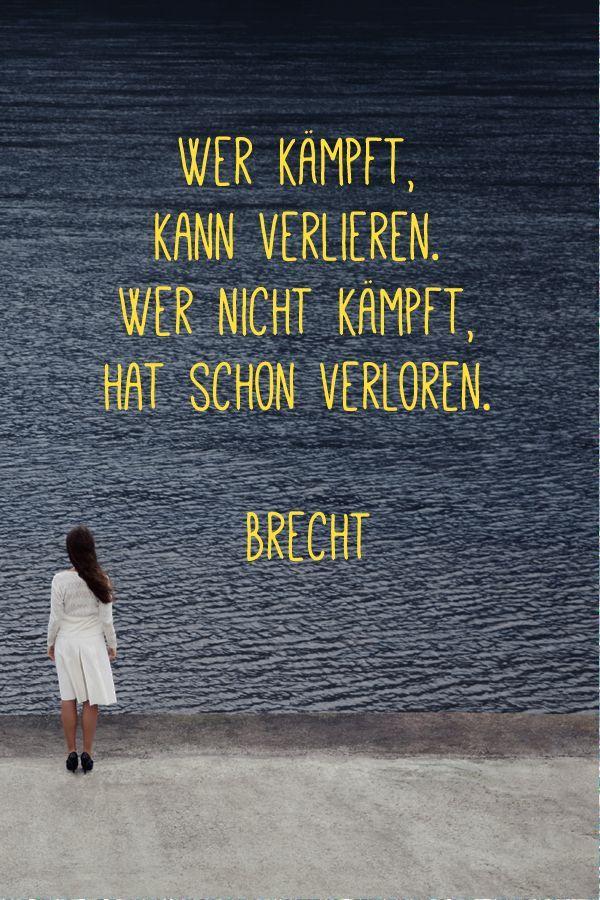 Schöne Zitate fürs Leben – Photo 9 : Fotoalbum – gofeminin – Karl Schlecht