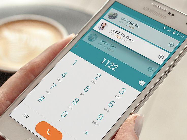 Elephone Dialler