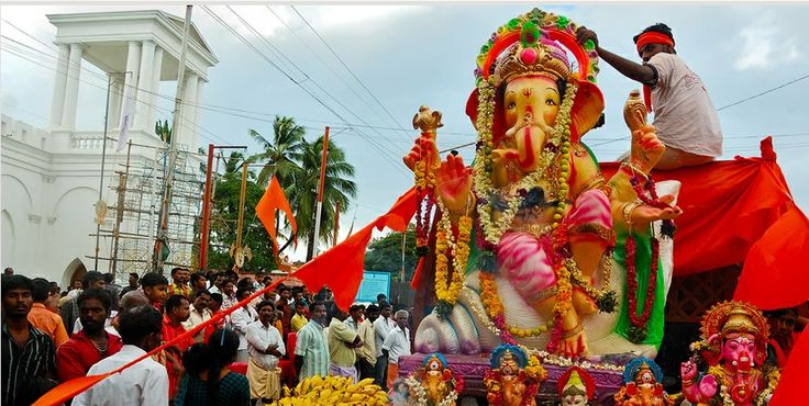 Enjoy one of the many festivals - Holi, Diwali, Ganesh Chaturthi - no matter when you're in Mumbai, there's a local festival! Interact with Mumbaikars (locals) and learn more about their culture!