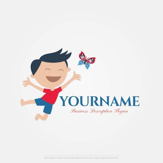 Free Logos Creator – Create Boy Logo Designs