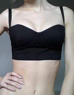 #sewing_pattern Выкройка бюстье, модель №203, магазин выкроек grasser.ru