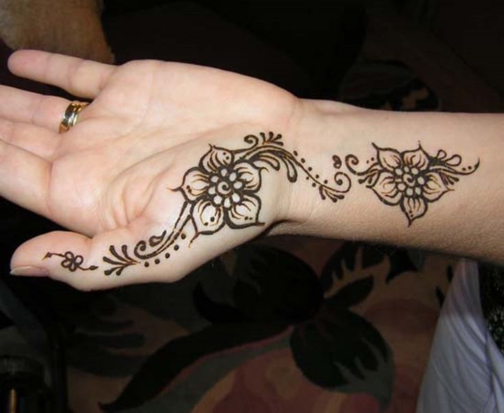 Best Mehndi Designs for Hands With Pictures (2)