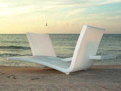 dialounge Kommunikationsliege - Stadtbedarf. urbane Design Produkte für Balkon / Möbel für kleine Wohnungen aus Berlin