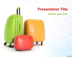 35 best objects backgrounds for powerpoint images on pinterest free travel bags powerpoint template is a nice background for powerpoint presentations that you can use toneelgroepblik Choice Image