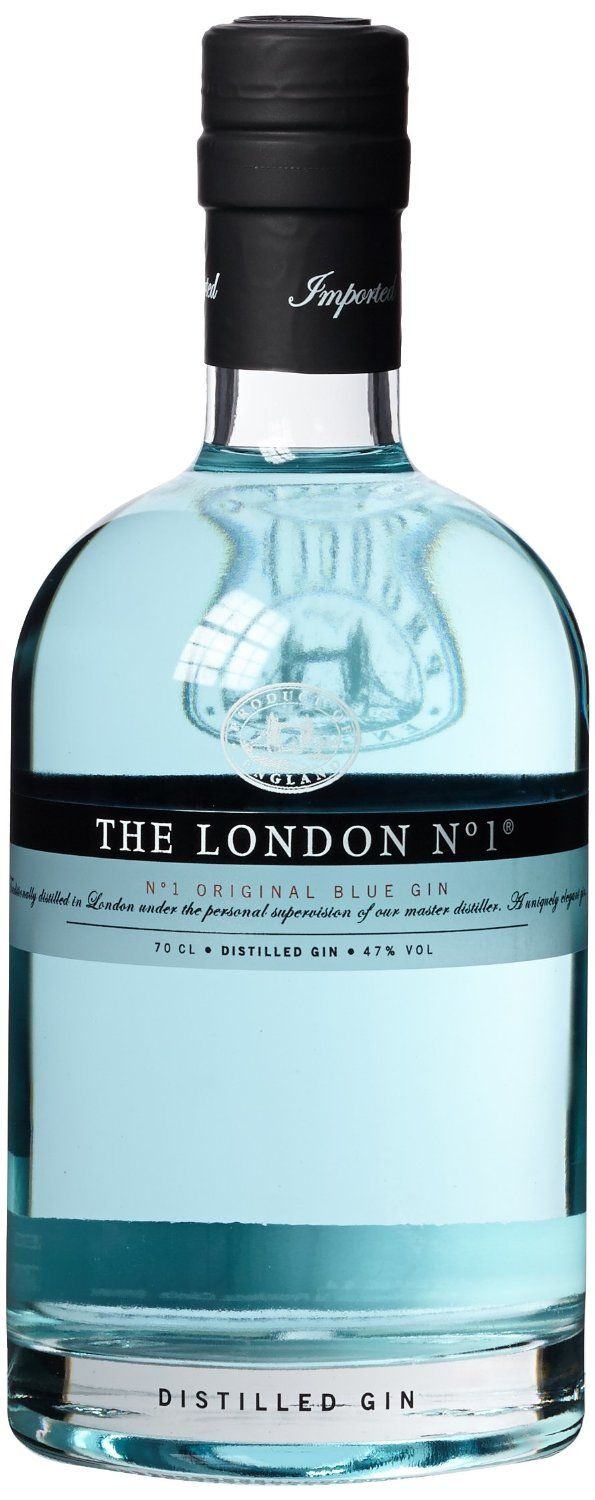 The London Gin Company N°1 Original Blue Gin (1 x 0.7 l): Amazon.de: Lebensmittel & Getränke