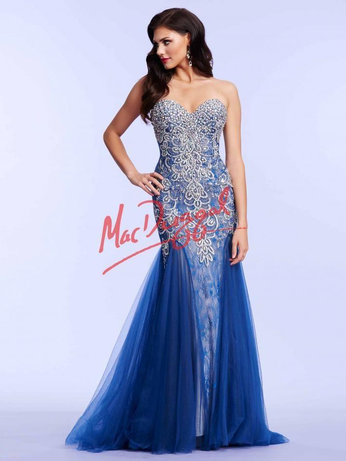 195 besten Mac Duggal Prom Dresses Bilder auf Pinterest   Mac duggal ...