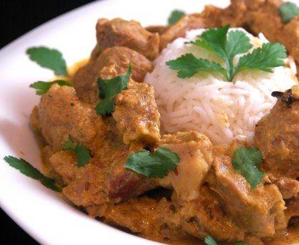 Curry d'agneau à l'indienne : Recette de Curry d'agneau à l'indienne - Marmiton
