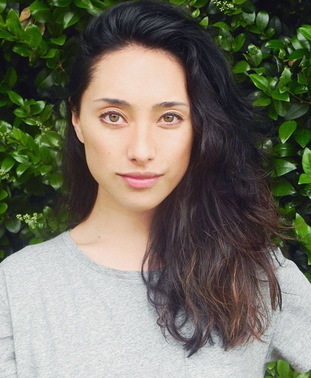 Half Japanese-Hawaiian, half Swiss-Welsh, Alyssa Reeder has her own set of beauty rules