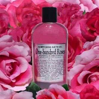One-hundred Roses Bubble Bath