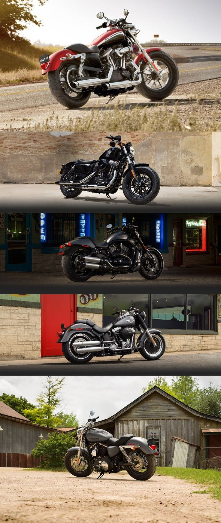 Harley Davidson introduces new cruiser in its 2016 indian lineup named Harley-Davidson 1200 Custom to join the race with the American rival Indian Motorcycles.
