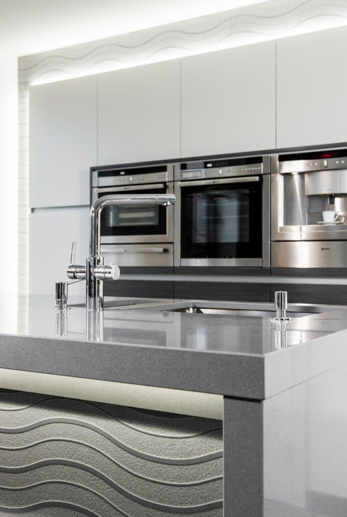 Glaswand Keuken Ikea : Zijwand van steen voor ikea keuken. leverbaar in composiet en keramiek