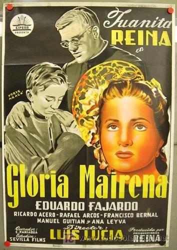GLORIA MAIRENA - 1952