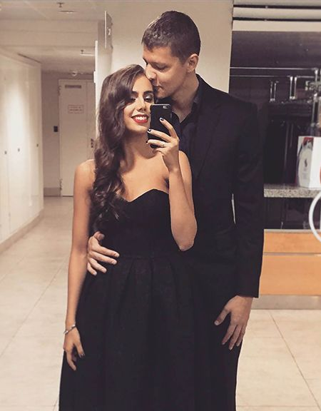 Olympic champion Margarita Mamun and swimmer Alexander Sukhorukov are going to get married