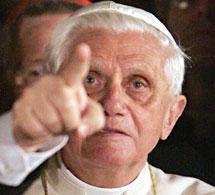 il-capo-della-chiesa-cattolica-romana