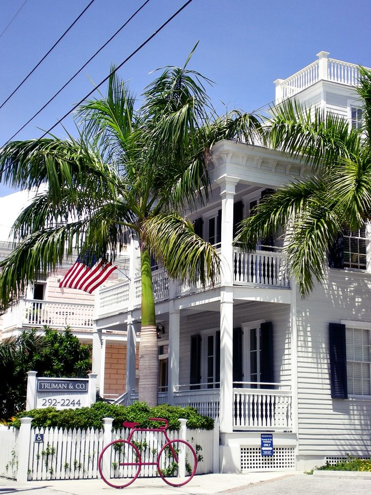 Key West, Florida.I just love most of the historical homes in Key West.I have a deep adoration for historic homes!