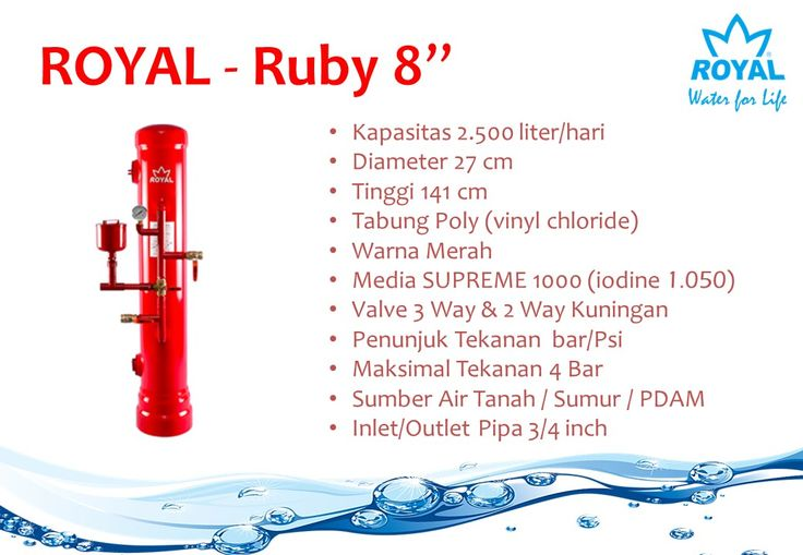 sales 0812 100 88388 www.royalwater.co.id