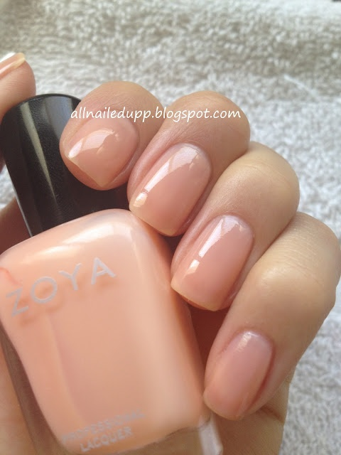 All Nailed Upp Zoya Lulu Nail Polish Wishlist Pinterest