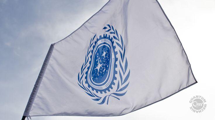 United Federation of Planets Flag - Formal – Quantum Mechanix