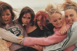Spice Girls! Inspiring girl power and my live since 1995 <3