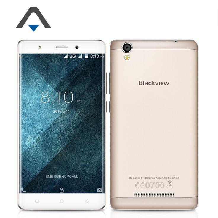 "Encontrar Más Teléfonos Móviles Información acerca de Original Blackview A8 5.0 "" IPS 1280 x 720 P MTK6580 Quad Core Android 5.1 teléfono móvil 1 GB RAM 8 GB ROM 8.0MP 3 G WCDMA GPS en Stock, alta calidad a8 usb, China a8 precio Proveedores, barato a8 partes de AXL Technology Co. Ltd. en Aliexpress.com"