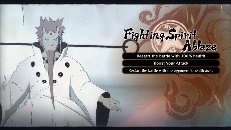 NARUTO SHIPPUDEN Ultimate Ninja STORM 4. かぐや暴力的な女神のパート2 [Kaguya the Viol...