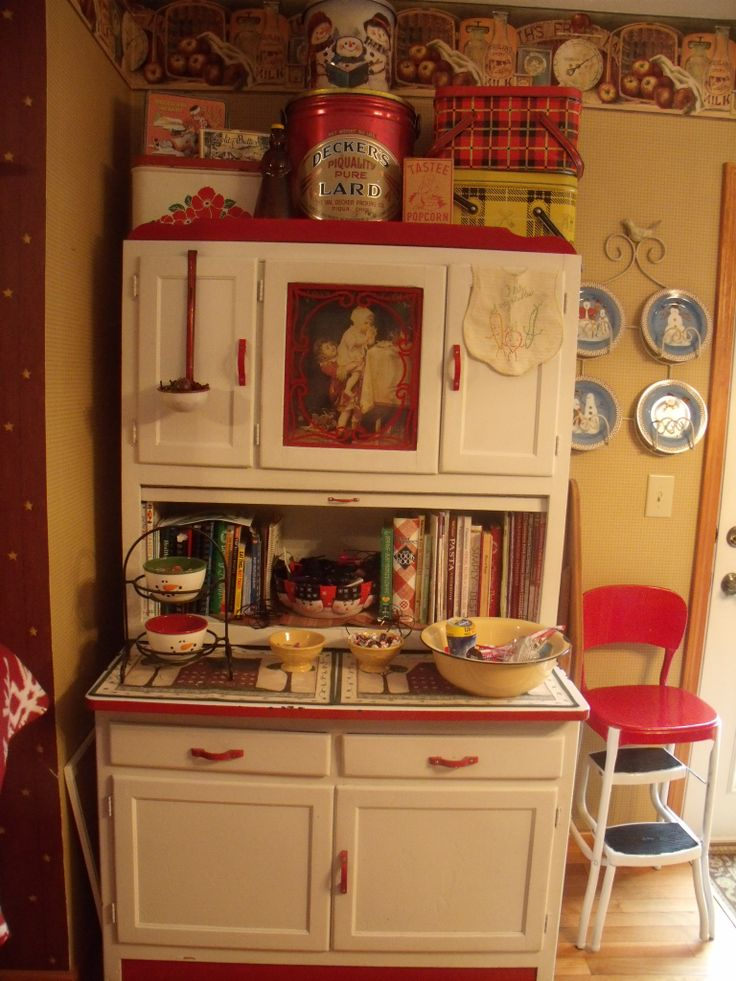 Best 369 Best Vintage Hoosier Cabinets Images On Pinterest 400 x 300