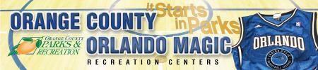Orange County Parks & Recreation - Orange county orlando magic recreation center at goldenrod park