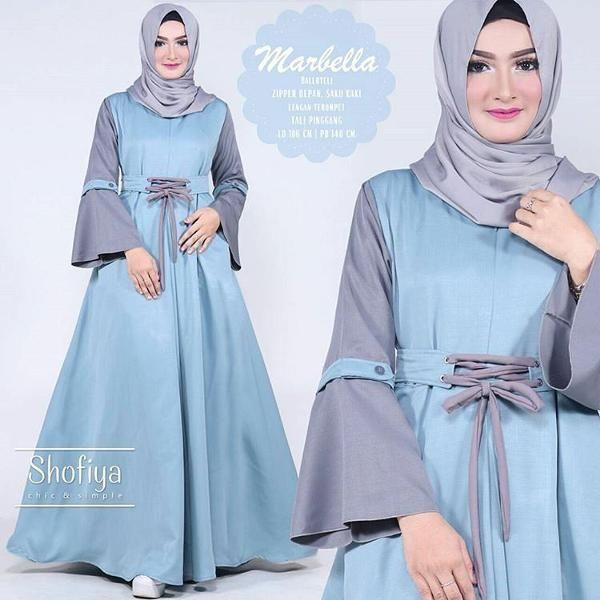 Beli Baju wanita Marbella dress dari Alifia Store alifia_store - Cimahi hanya di Bukalapak