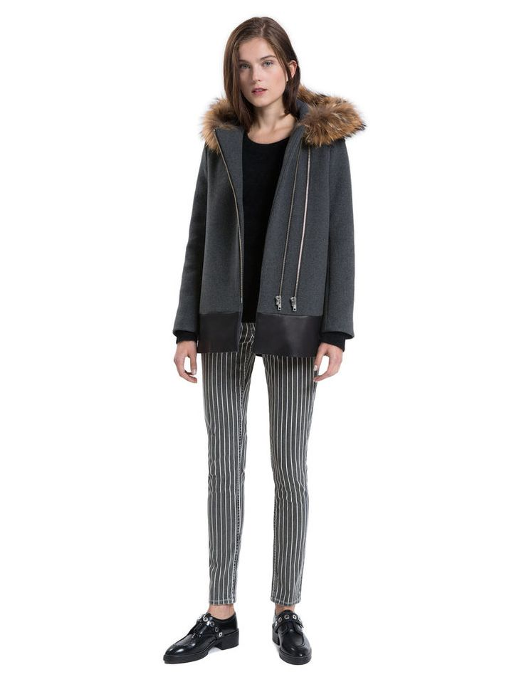 Manteau manoli sandro mode pinterest for Zara firenze catalogo