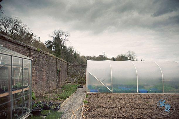 Walled Garden at #Tankardstown House Slane