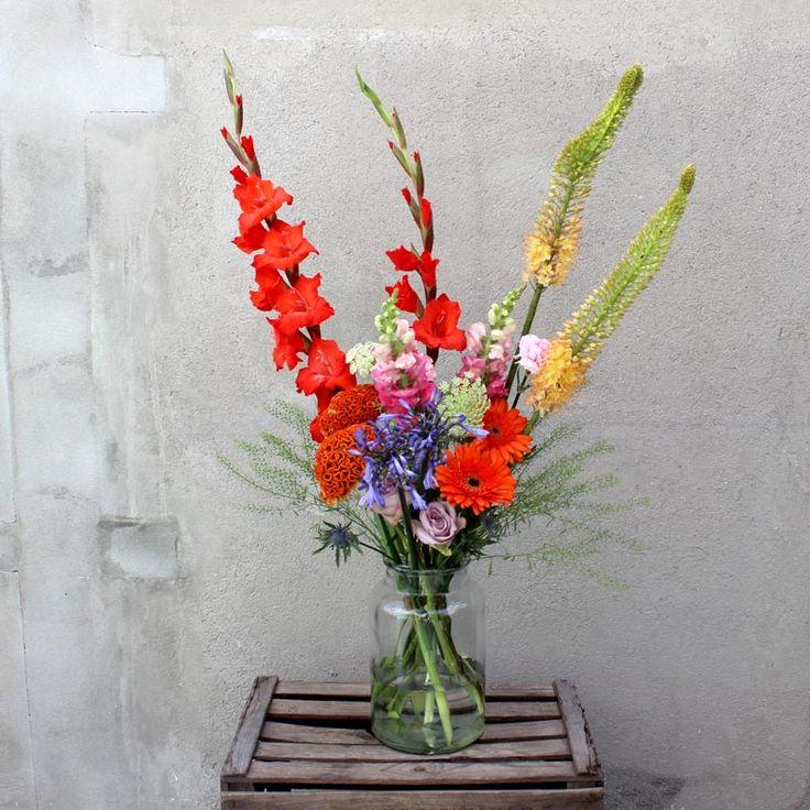 Mis Flores en Casa - Ramo Fantástico   Floristería Bourguignon