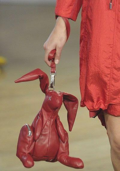 Handbags, Design and Weird on Pinterest