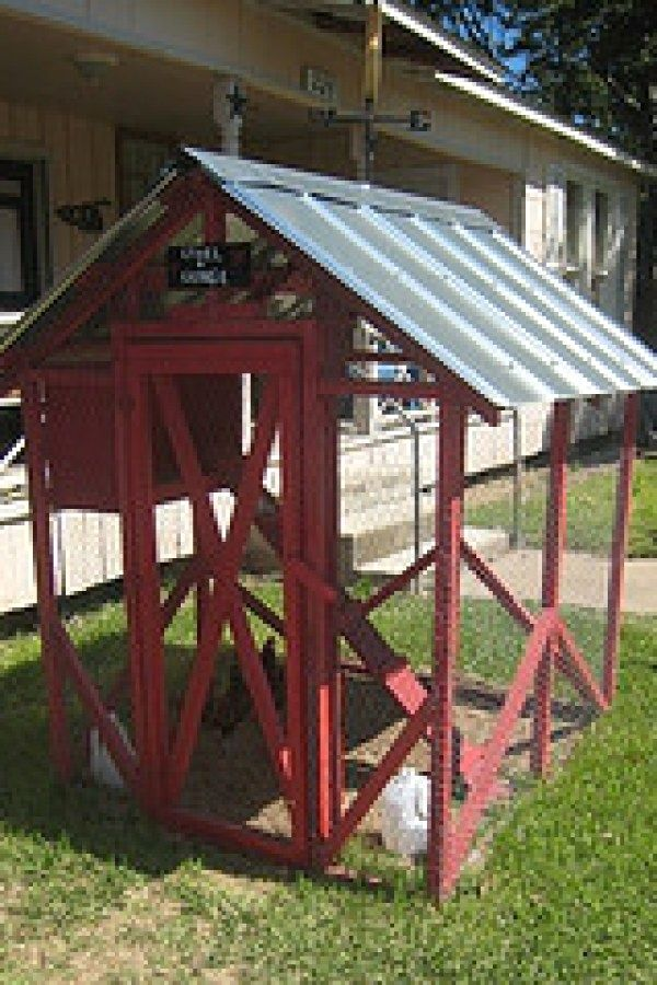 50 Simple DIY Chicken Coop ideas you should build for your ...