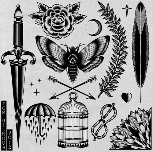 Tatto lua