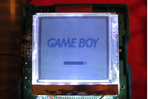 Game Boy Color Frontlight - Hand Held Legend – Hand Held Legend, LLC
