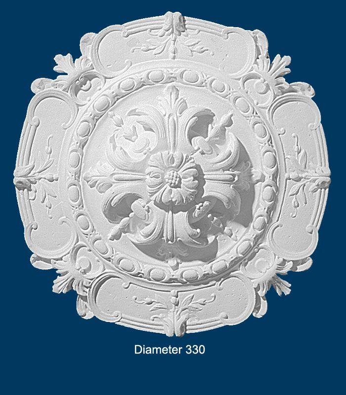 Decorative Plaster Ceiling Centre BCT 027