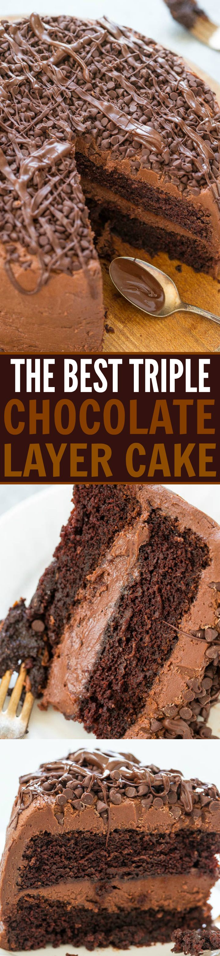 Top 25+ best Chocolate cakes ideas on Pinterest | Chocolate cake ...