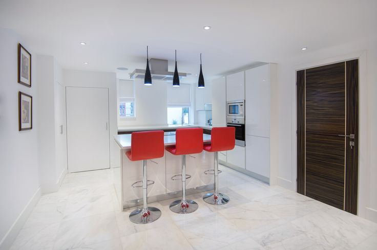 Contemporary Kitchen Interior | JHR Interiors