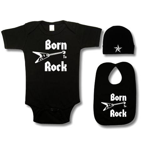 Rock Baby Clothes