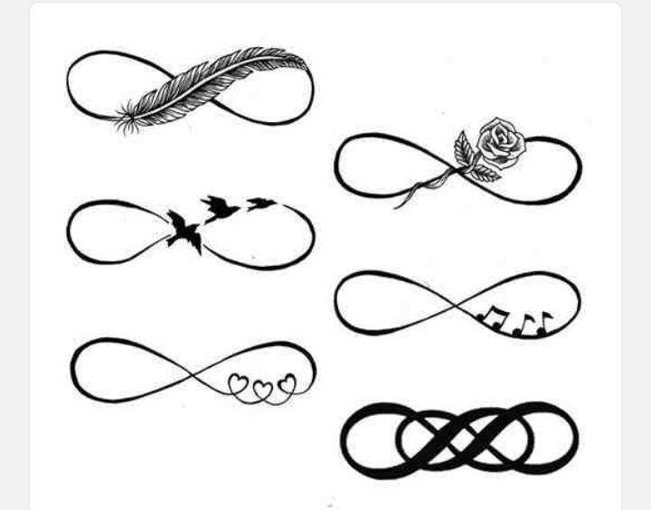 Infinity ideas