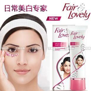 Sell Crazy!Fair Lovely Lightening Vitamin Whitening Skin Bleach Bleaching Cream Remove Dark Skin Spots removal freckle skin care
