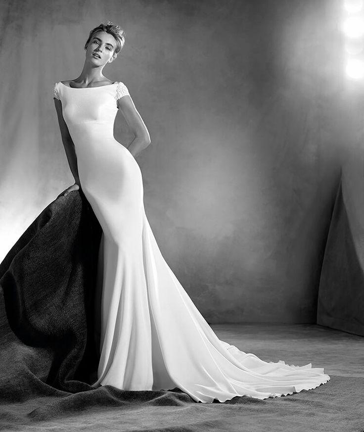 Guía de Escotes para el Vestido de Novia | El Blog de una Novia | #vestidodenovia
