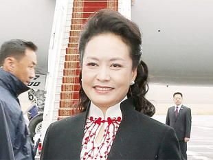 Chinese president's wife Peng Liyuan to visit Delhi school - The ...