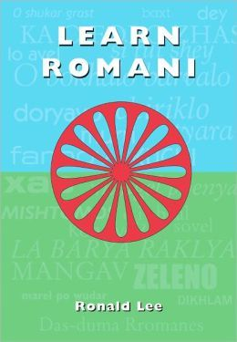 Learn Romani: Das-duma Rromanes...I just bought this with some remaining gift card credit from this past Christmas. It's the basics of the romani language. I can speak English and Spanish...neither of which sounds anything like the rom language :)