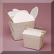party favor box - will add red gift tag sticker & red balloon