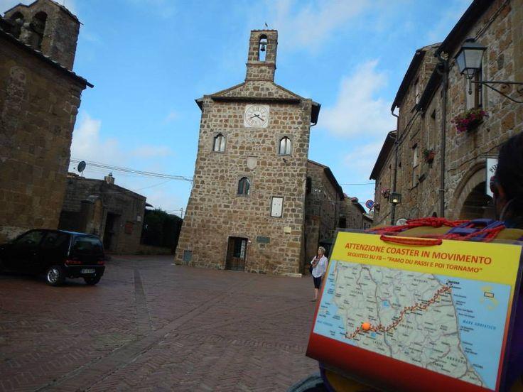 Italia Coast to Coast, da Assisi a Orbetello passando per Sovana