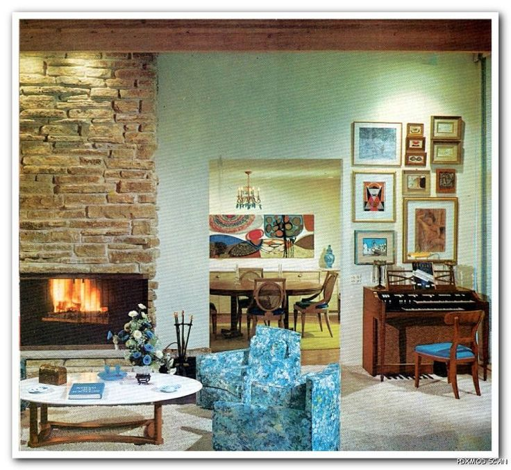 276 best 70s home decor images on pinterest | architecture, 60 s
