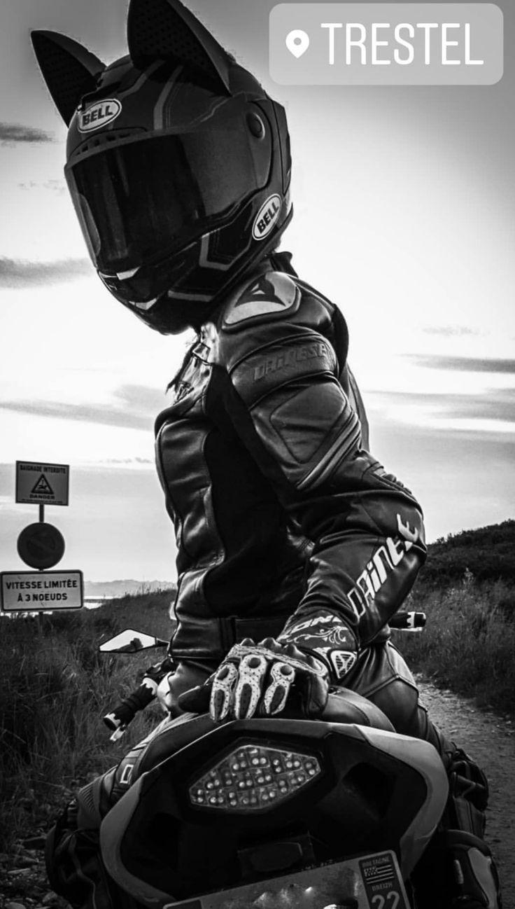 Cat Ear Motorcycle Helmet Accessory Motorcycle helmet