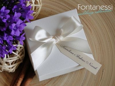 Zaproszenia ślubne w PUDEŁECZKACH ślub prezenciki