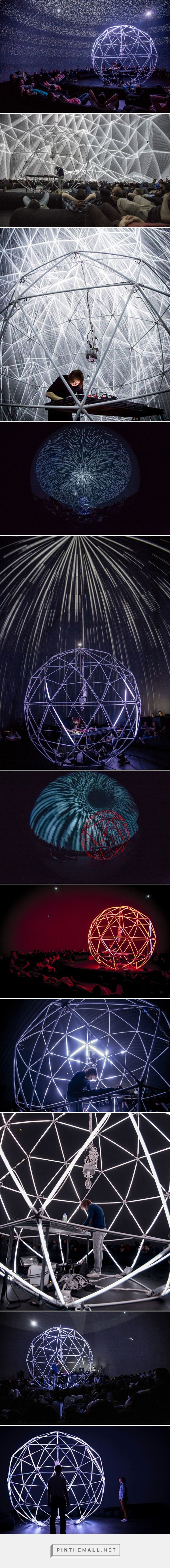 sound artist fraction presents entropia audio-visual installation - created via http://pinthemall.net